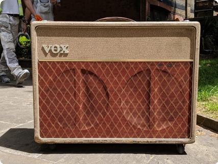 Vox Ac30 1962 Fawn