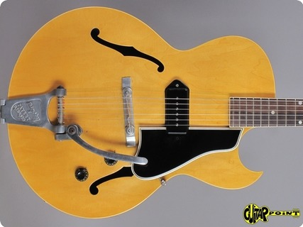 Gibson Es 225 T 1957 Natural