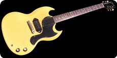 Gibson Les Paul SG Junior 1961 TV Yellow