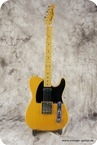 Fender Squier Telecaster 1983 Butterscotch