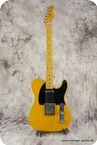 Fender Telecaster 1984 Butterscotch