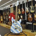 Veranda Guitars Ludwig 2017 Bavarian