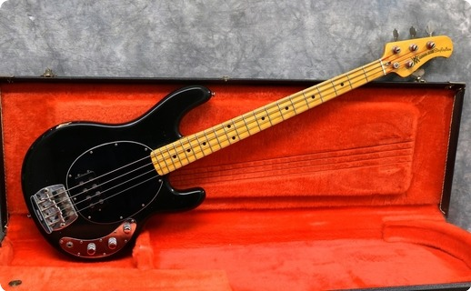 Music Man Stingray 1979 Black