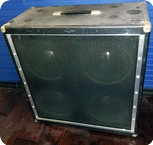 Dumble 4 X 10 Cabinet 1978 Black