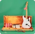 Fender Stratocaster 2018 Blonde