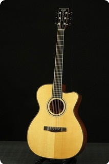 Martin Custom Om Soloist Ii  2013 Natural