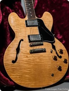 Gibson Es 335 Dot Blonde 1959 Reissue 1996 Blonde