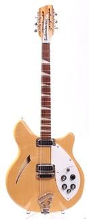 Rickenbacker 360/12 1973 Maplego
