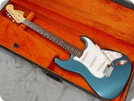 Fender Stratocaster 1966 Lake Placid Blue