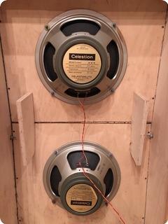 Celestion Vintage 1969 Celestion Matched Pair T1221 G12m Greenback 25w Speakers