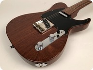 Grosh Custom Retro Classic Vintage T 2004 Natural Rosewood