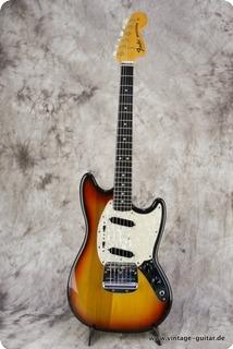 Fender Mustang 1971 Sunburst