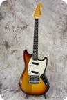 Fender Mustang 1969 Sunburst
