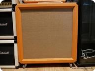 Orange 4x12 Cabinet 1975 Orange