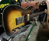 T.P.Customs Guitars Apache 2019 Closet Classic Tobacco Burst