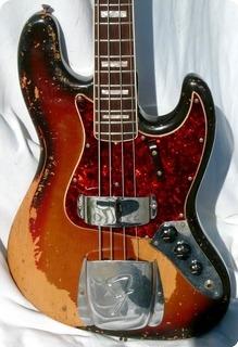 Fender Jazz Bass 1967 Sunburst