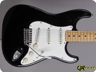Fender Stratocaster 1974 Black
