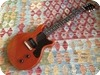 Gibson -  Les Paul Junior 1958 Cherry Red