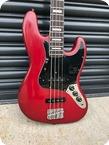 Fender-Jazz Bass-1979-Cherry