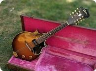 Gibson EM 200 Electric Mandolin 1956 Sunburst