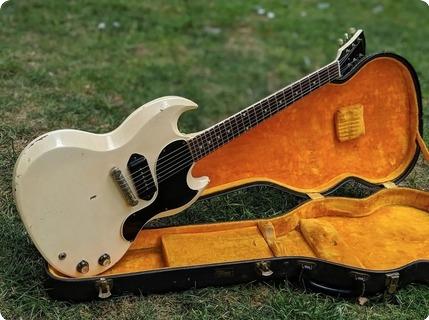 Gibson Sg Junior 1962 Polaris White
