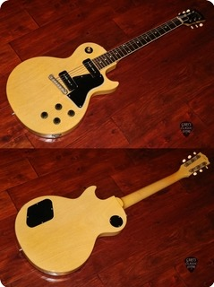 Gibson Les Paul Tv Special   1957 Tv Yellow