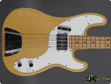 Fender Telecaster Bass 1974 Blond