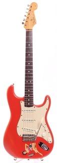 Fender Stratocaster American Vintage '62 Fullerton Reissue 1982 Fiesta Red