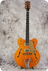 Gretsch-6120 Chet Atkins-1964-Orange