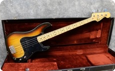 Fender Precision 1978 Sunburst