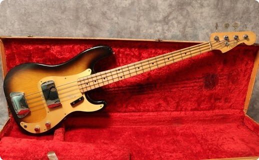Fender Precision 1957 Sunburst