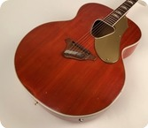 Gretsch Rancher 1958 Western Orange