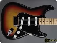 Fender Stratocaster 1976 3 tone Sunburst