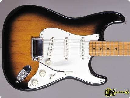 Fender Stratocaster ´57 Fullerton Reissue 1983 2 Tone Sunburst