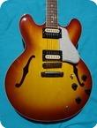 Gibson ES 335 ES335 N.O.S. 2011 Sunburst