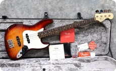 Fender Ltd Edition American Pro Jazz FMT 2017 Aged Cherry Burst