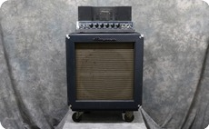 Ampeg B15 1966 Blue Check Tolex