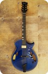 Eastman-ER4 Custom-2019-Transparent Blue