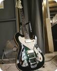 T.P.Customs Guitars Tonemeister Type III 2019 Aged Green Burst