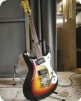 Mosrite The Ventures 1966 Sunburst