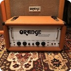 Matamp Vintage 1969 Orange Matamp OR200 200w KT88 Valve Amplifier Head