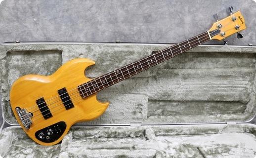 Gibson Sb 450 1973 Natural