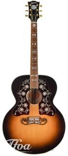 Gibson Sj200 Bob Dylan Players Edition 2017