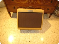 Fender-Deluxe 5E3-1958-Tweed (recover)
