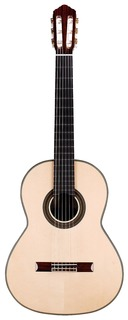 Hill Guitar Company New World 628 S 2019 Classical Guitar Spruce/indian Rosewood 2019 Lacquer