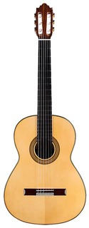 Vicente Carrillo India Estudio 2019 Classical Guitar Spruce/indian Rosewood 2019 Lacquer