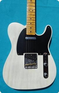 Fender Telecaster 52 Ltd Edition Pine Wood  2011 White