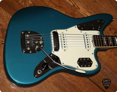 Fender Jaguar  (fee1029)  1966 Lake Placid Blue