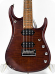 Music Man JP15 7 String Sahara Burst 2016