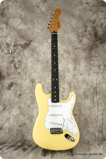 Fender Stratocaster California Series 1997 Olympic White